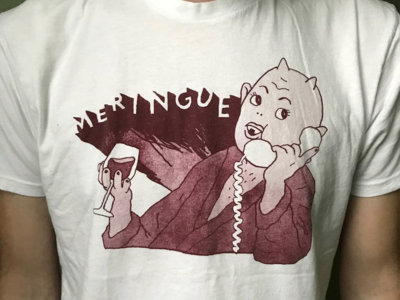 Meringue Devil T-shirt main photo