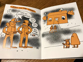 """""""Stranger & Friends II"""" 16 pages full color comic book by Haina and Florian Filsinger photo"""