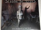 'Homines Novi' Digipack + 'Ouroboros' EP + Merch Pack photo