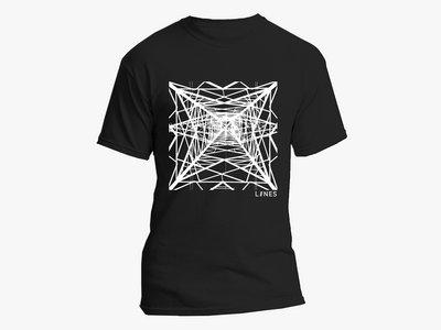 LIINES Pylon T-Shirt – Black main photo