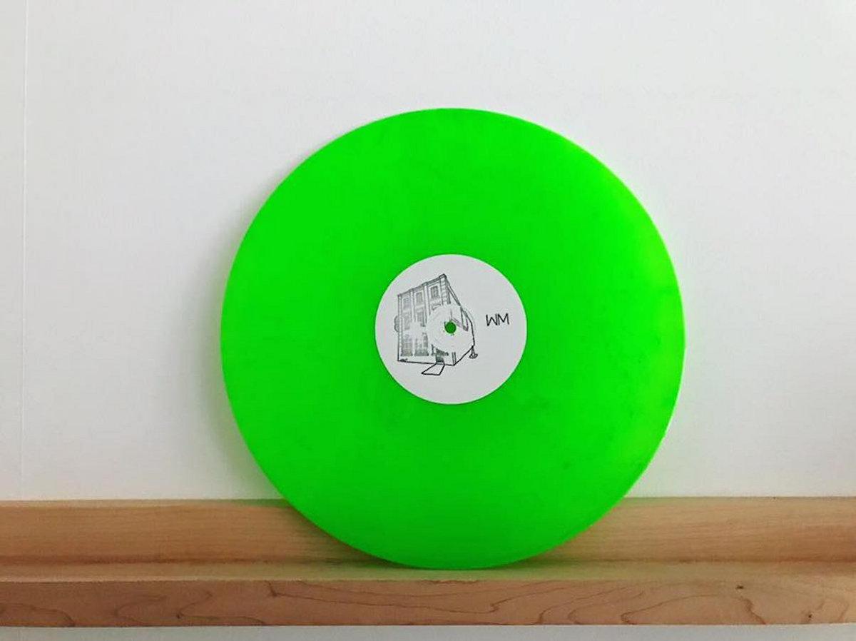 Techno Disco Tools EP_ WM003   Mella Dee