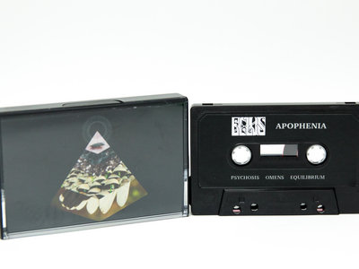 Belus - Apophenia cassette main photo