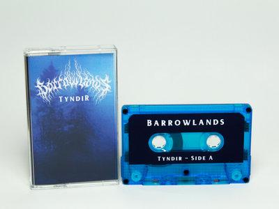 Tyndir - Barrowlands cassette main photo