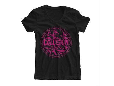 Grindcore Thrash Metal Crossover - Girlie Shirt main photo