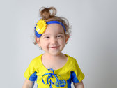 Big Yellow Boot Headband! photo