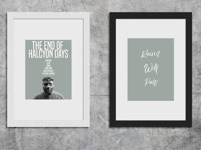 The End of Halcyon Days Print Set main photo