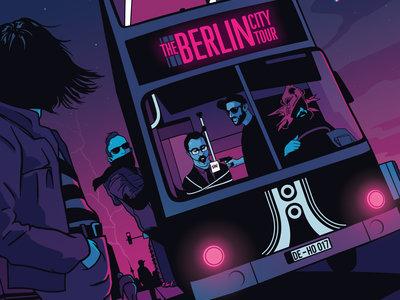 The Berlin City Tour (LP) - USB + leaflet main photo