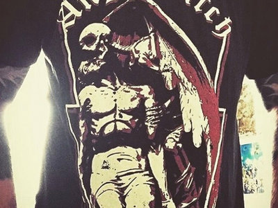 """Angel of Death"" T shirt main photo"