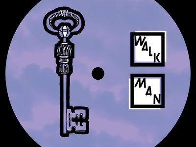 "DOC DANEEKA - WALK.MAN VOL 4 - 12"" Vinyl 140g - ***SHIPPING NOW*** main photo"
