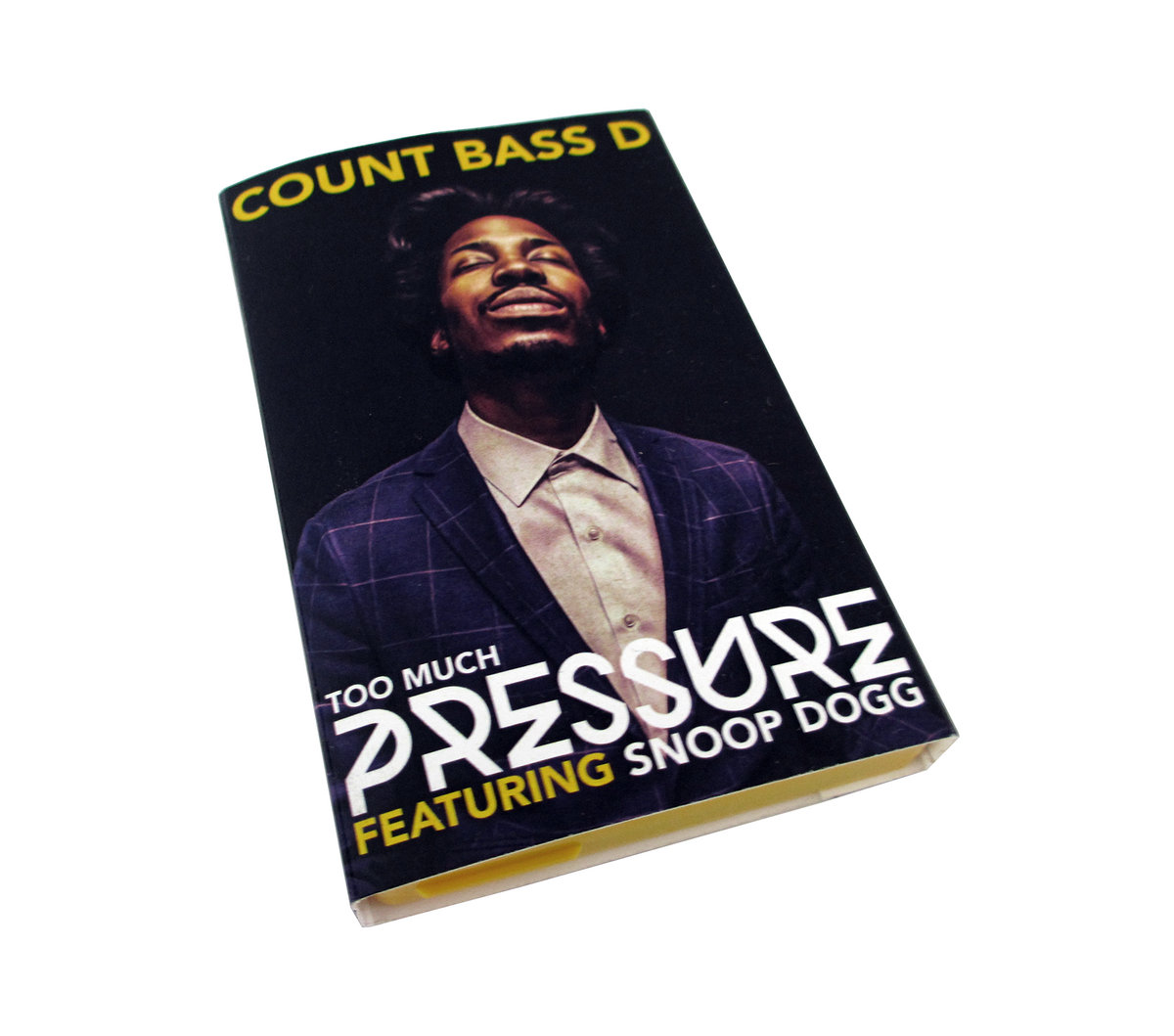 Too Much Pressure (Feat  Snoop Dogg) Instrumental | Count Bass D