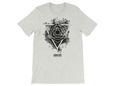 Seth Grym – 'Framework' Shirt – Black on Ash main photo
