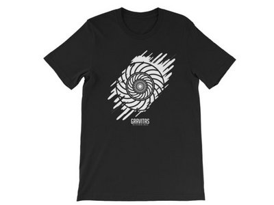 Seth Grym – 'Beginnings' Shirt - White on Black main photo