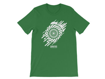 Seth Grym – 'Beginnings' Shirt - White on Green main photo