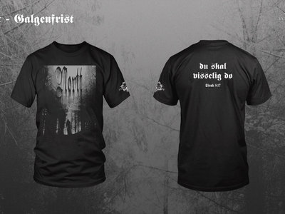 Nortt 'Galgenfrist' TShirt main photo