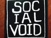 SoVo Box Logo Stickers photo