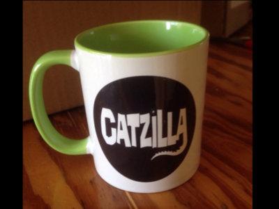 CATZILLA Coffee Mug  SOLD OUT main photo