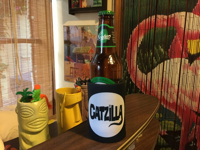 CATZILLA stubby holder SOLD OUT main photo