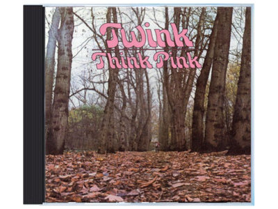 SIGNED THINK PINK SUNBEAM Compact Disc main photo