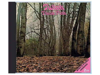 SIGNED THINK PINK SUNBEAM DOUBLE Compact Disc main photo