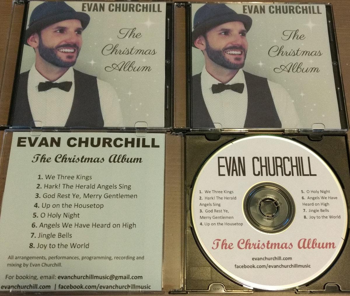The Christmas Album | Evan Churchill