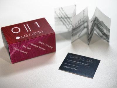 Box + Booklet + Download code main photo