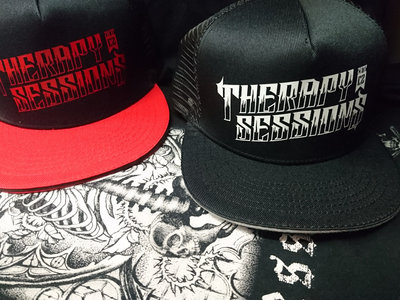 Therapy Sessions Czech Ltd Ed Snap Back Cap main photo