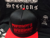 Therapy Sessions Czech Ltd Ed Snap Back Cap photo