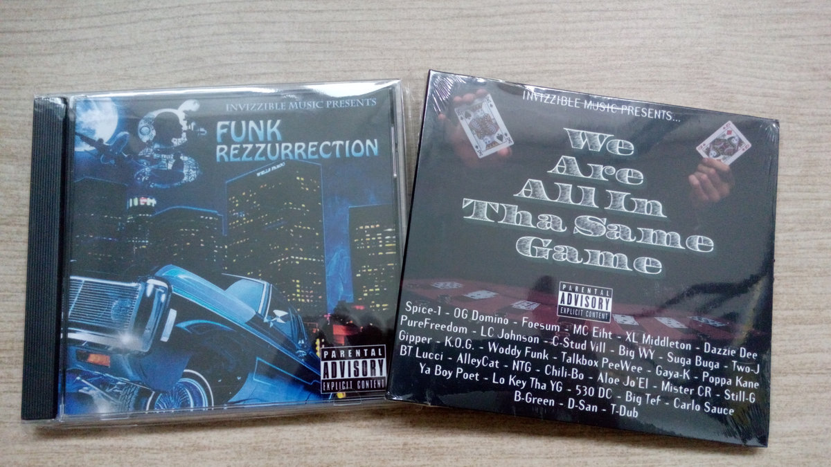 G-Funk Rezzurrection | G-Funk WS