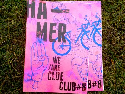 HA-MER -Clue Club magazine issue 8 main photo