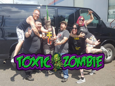 Buy Toxic Zombie a round! main photo