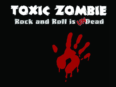 """Toxic Zombie """"UnDead"""" T-Shirt ( OLD STOCK Limited qty ) main photo"""