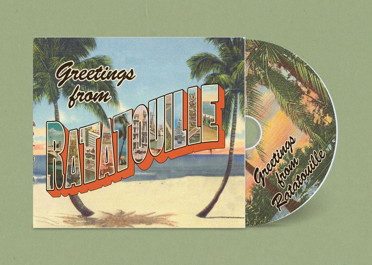 greetings from ratatouille | ratatouille