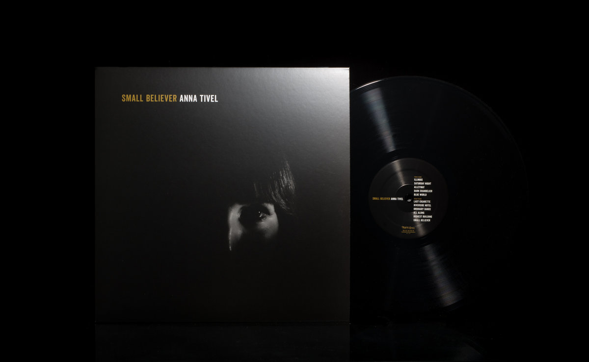 Dark chandelier anna tivel classic black vinyl includes unlimited streaming of small believer via the free bandcamp app plus high quality download in mp3 flac and more aloadofball Image collections