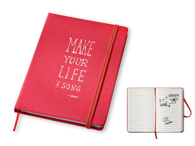 "Ryanhood - ""Make Your Life A Song"" Journal main photo"
