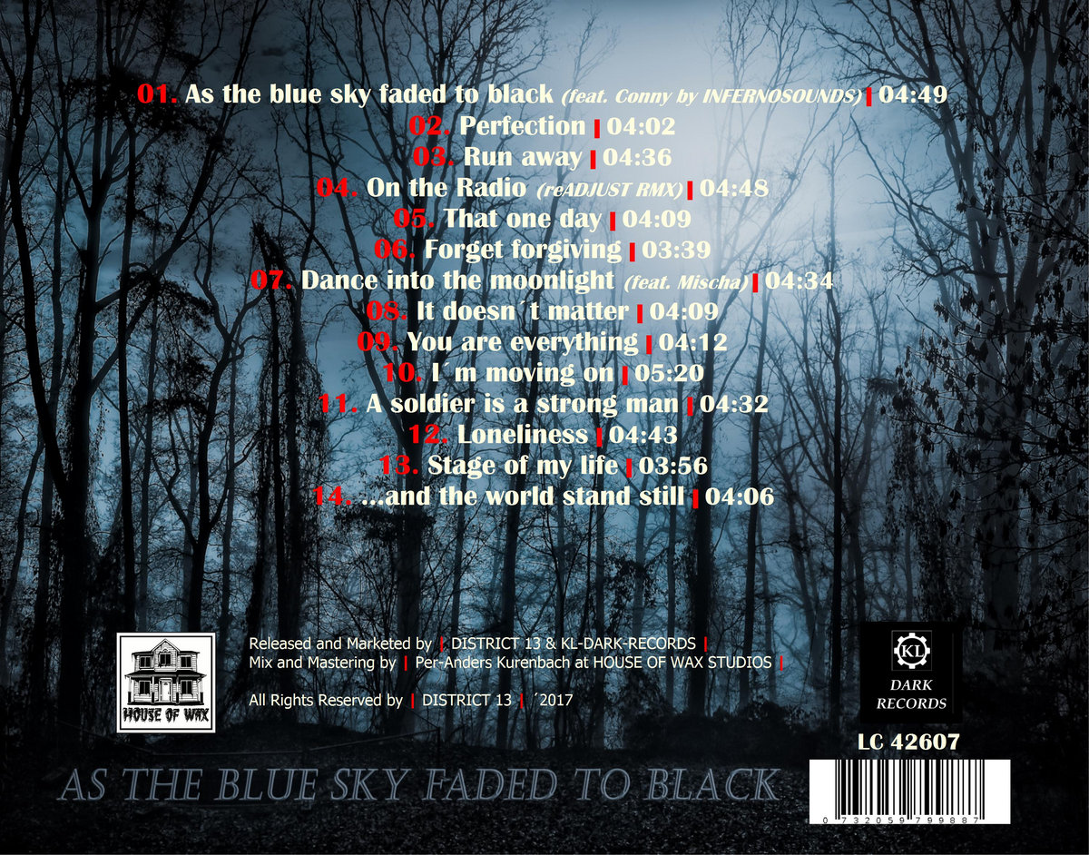 c2bfbe702 Includes unlimited streaming of As the blue sky faded to black via the free  Bandcamp app