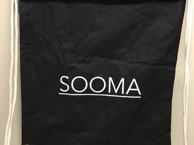 "SOOMA Gym Bag ""Head and SOOMA"" main photo"