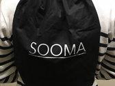 "SOOMA Gym Bag ""Head and SOOMA"" photo"