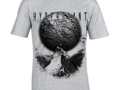 Father Sky - 'The Physicist' Grey Tee main photo