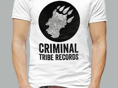 Criminal Tribe T-Shirt (White) main photo