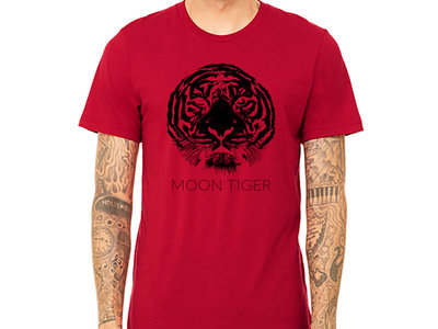 MOON TIGER RED/BLACK T/+ song download main photo