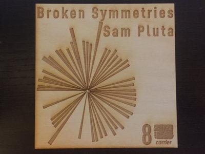 Limited Edition Laser-Cut Wood Album main photo