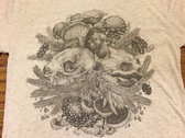 Sloth & Turtle Skulls T-shirt photo