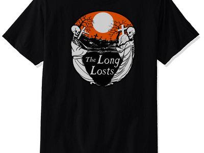 Graveyard Lovers Logo Tshirt main photo