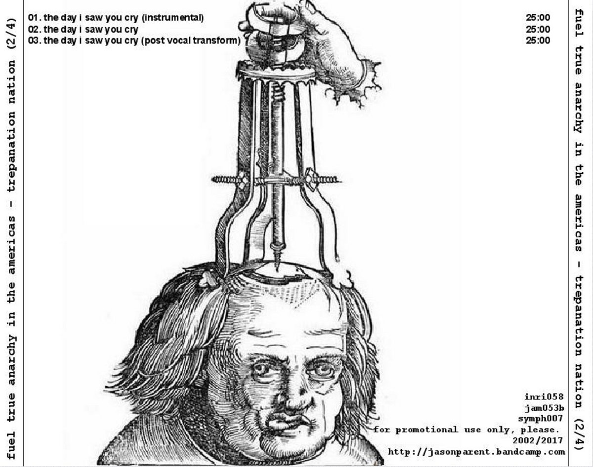 Anarchy Nation Pictures trepanation nation | jessica murray
