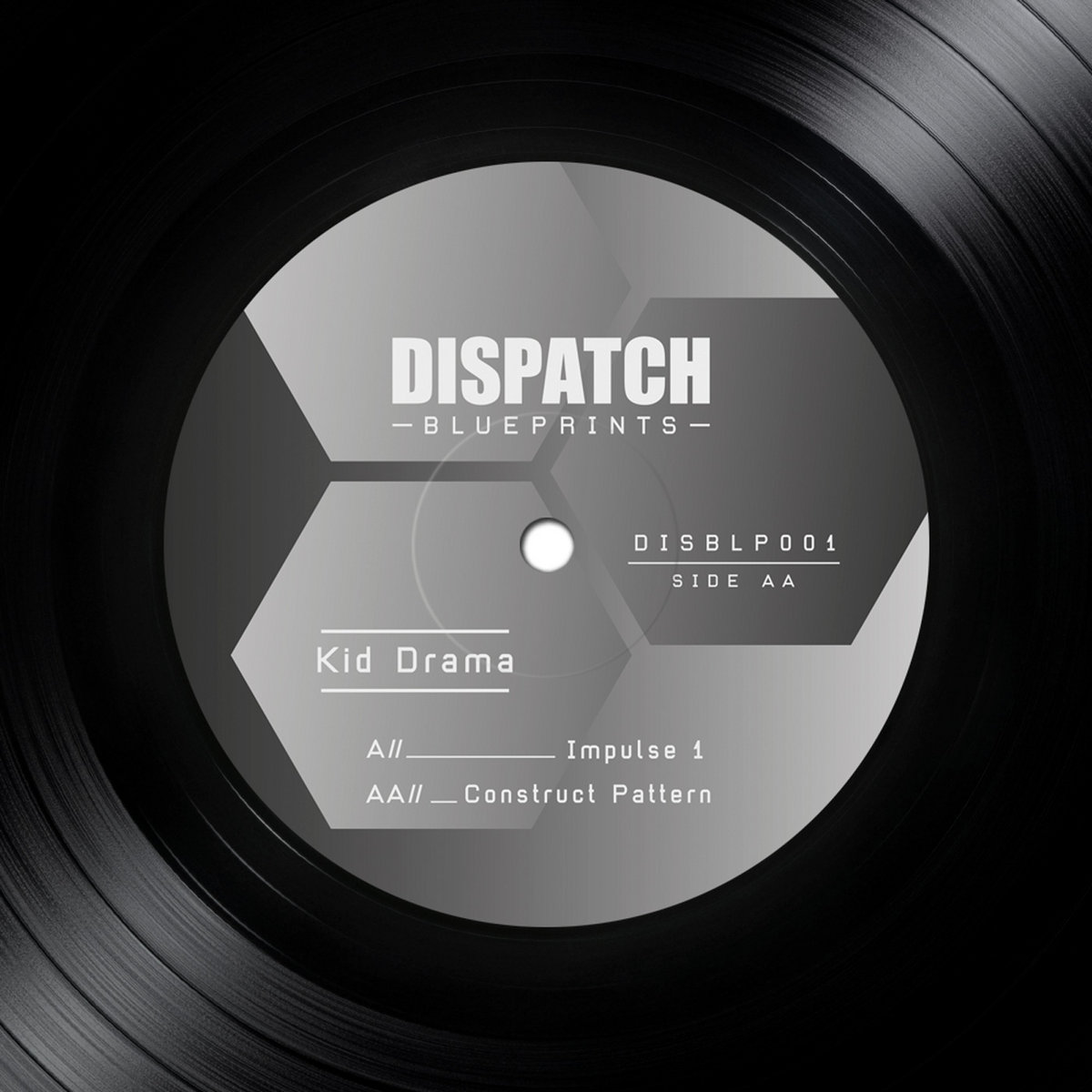 Dispatch blueprints 001 kid drama dispatch recordings introducing a new label with a direction we proudly present dispatch blueprints with the debut release coming from one of our favourite artists malvernweather