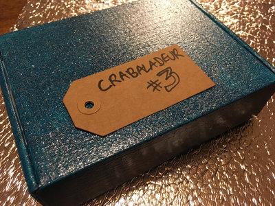 "Custom Cassette Tape player : CRABALADEUR #3 ""Le Nuage"" main photo"