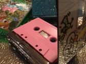 "Custom Cassette Tape player : CRABALADEUR #3 ""Le Nuage"" photo"