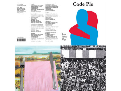 Code Pie Discography (CD) main photo