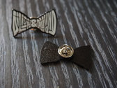 Limited 'Bowtie' Lapel Pin photo