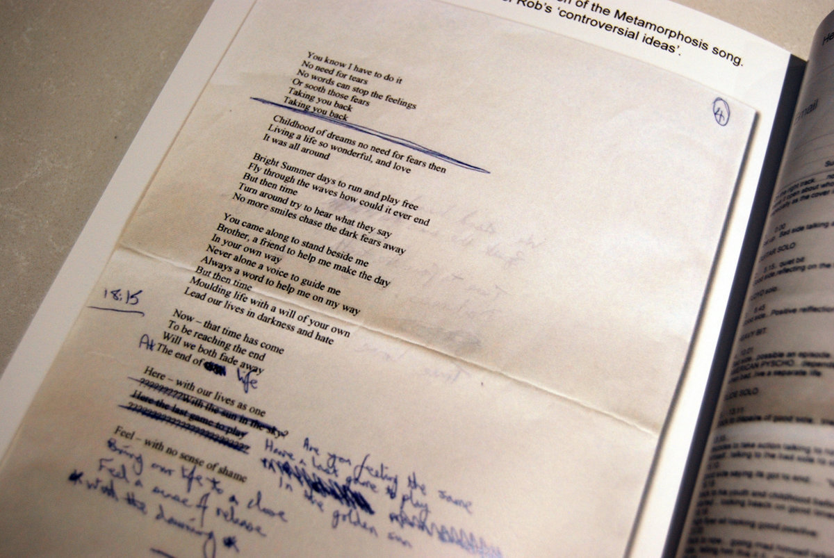 Magenta : The Lyrics ( Steve Reed) | Magenta
